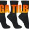 Sorte strømper - MEGA TILBUD - 5 pak